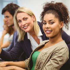 Heranführung an den Ausbildungs- und Stellenmarkt – online und digital, für Migranten