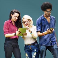 Mediengestaltung – Einstieg in die Nachqualifizierung