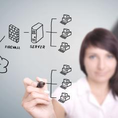Umschulung zum/r IT- Systemelektroniker/in IHK